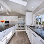 Elco Lighting for Transitional Kitchen with Cottage