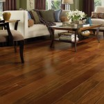 Engineered Hardwood vs Laminate for Contemporary Living Room with Contemporary