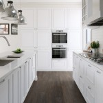 Engineered Hardwood vs Laminate for Victorian Kitchen with Architects