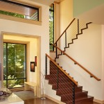Escala Seattle for Modern Entry with Wood Floor