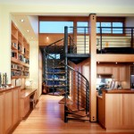 Escala Seattle for Modern Living Room with Maple