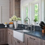 Everglades Farm Equipment for Beach Style Kitchen with Soapstone Counter