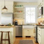 Everglades Farm Equipment for Traditional Kitchen with Beadboard Walls