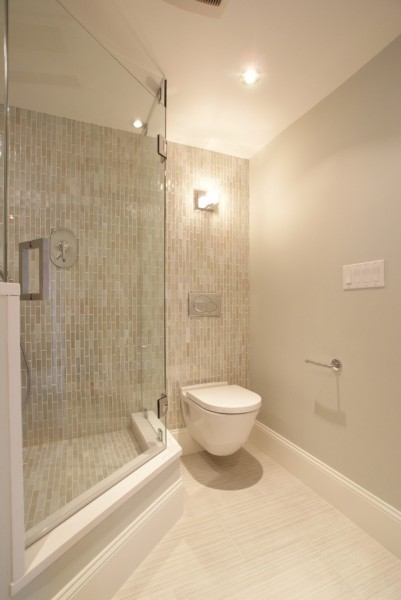 Factory Direct Tulsa for Contemporary Bathroom with Ceiling Lighting