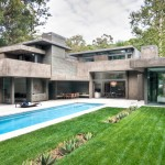 Famous Houses for Contemporary Exterior with Stucco
