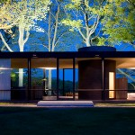 Famous Houses for Modern Exterior with Philip Johnson