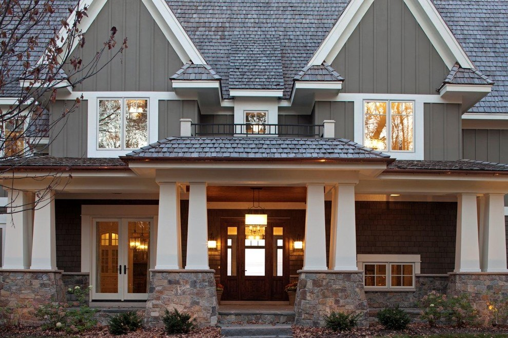Fansedge Promo Code for Craftsman Exterior with Board and Batten