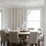 Farrow and Ball Nyc for Beach Style Dining Room with Farrow Ball Acanthus