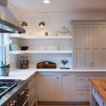 Farrow and Ball Nyc for Farmhouse Kitchen with White Countertops