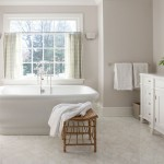 Farrow and Ball Nyc for Traditional Bathroom with Casual Elegance