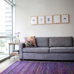 Feizy for Contemporary Family Room with City