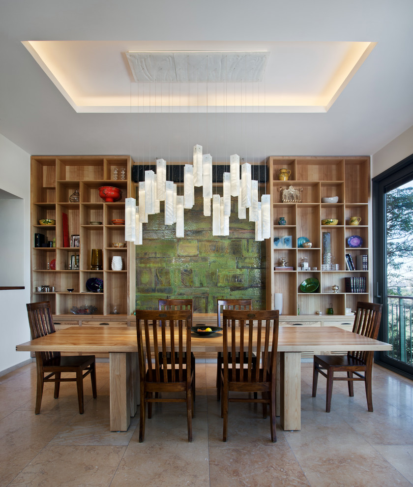 Firestone Raleigh Nc for Contemporary Dining Room with Glass Pendants