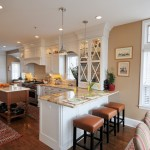 Fitzpatrick Furniture for Transitional Kitchen with Roll Outs