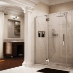 Fleurco for Traditional Bathroom with Shower Enclosure