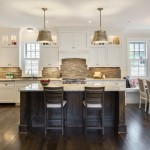 Floor and Decor Lombard for Traditional Kitchen with Gray Countertop