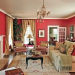 Floor and Decor Lombard for Traditional Living Room with French Door