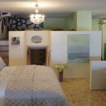 Florida Etr for Industrial Bedroom with Wall Mural