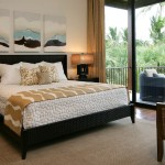 Florida Etr for Tropical Bedroom with French Doors