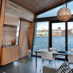 Forbo for Contemporary Dining Room with Transom Window