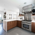 Forbo for Contemporary Kitchen with Vent Hood