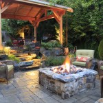 Fortunoff Backyard Store for Traditional Patio with Stonework