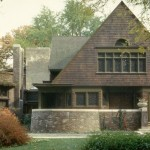 Frank Lloyd Wright Oak Park for Victorian Exterior with Frank Lloyd Wright
