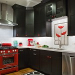 Freds Appliance for Eclectic Kitchen with Retro