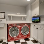 Freds Appliance for Traditional Laundry Room with Tv