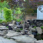 Frontier Rochester Ny for Eclectic Landscape with Pond Contractor