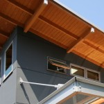 Fry Reglet for Contemporary Exterior with Northwest