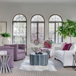 Gabby Furniture for Eclectic Family Room with Vintage Modern Furntiure