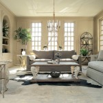 Gabby Furniture for Eclectic Living Room with Antique Style Furniture