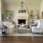 Gabby Furniture for Traditional Living Room with Contemporary Art