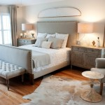 Gabby Furniture for Transitional Bedroom with Upholstered Bench