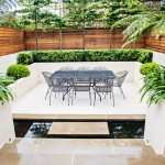 Garden Crossings for Contemporary Patio with Landscaping