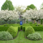 Garden Crossings for Traditional Landscape with Fence