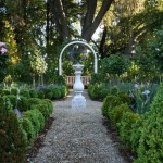 Garden Crossings for Traditional Landscape with Path