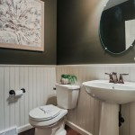 Garman Builders for Traditional Bathroom with Pedestal Sinks