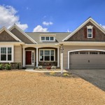 Garman Builders for Traditional Exterior with Siding Stone Veneer
