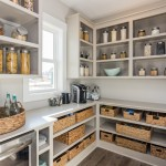 Garman Homes for Transitional Kitchen with Kitchen Canisters Jars
