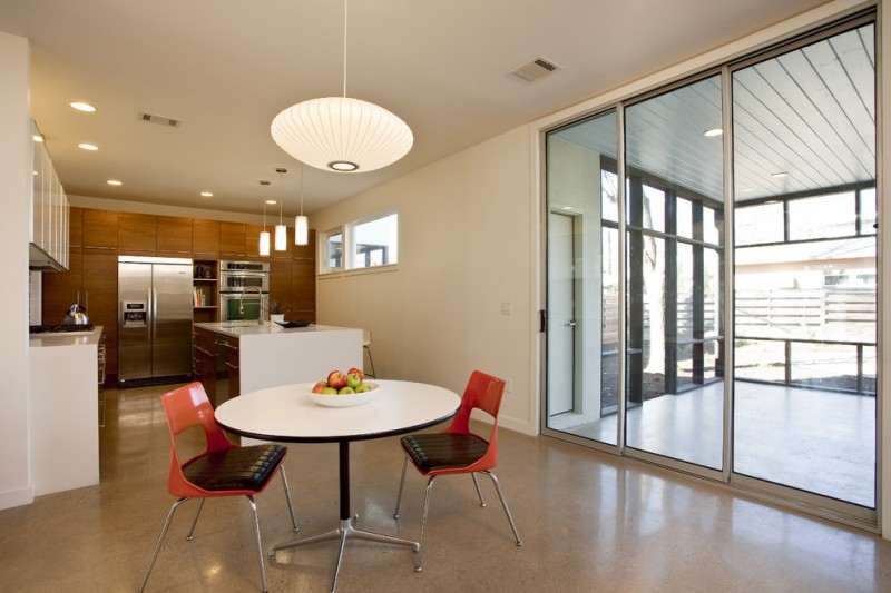 Garner Tv and Appliance for Contemporary Dining Room with Indoor Outdoor