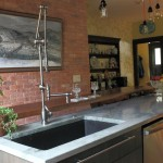 George Morlan Plumbing for Eclectic Kitchen with My Houzz