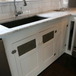 George Morlan Plumbing for Transitional Kitchen with Small Kitchen