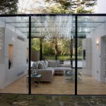Glassed for Contemporary Exterior with Contemporary