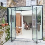 Glassed for Contemporary Exterior with Glass Patio Doors