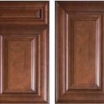 Glazing Kitchen Cabinets for Traditional Spaces with Chocolate Glaze Kitchen Design