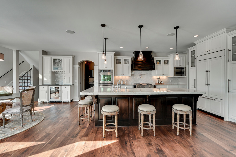 Gonyea Homes for Traditional Kitchen with Traditional