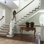 Graber Post Buildings for Traditional Staircase with Wood Flooring