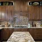 Granite Imports for Traditional Kitchen with Crown Molding
