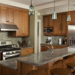 Granite Imports for Traditional Kitchen with Island